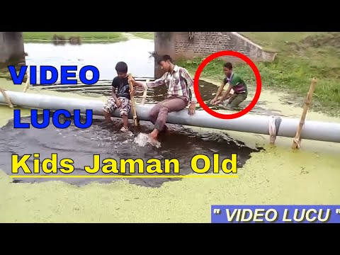 Very Funny Videos ||| Children's Nosy Action In the Past ||| Really Funniest Video