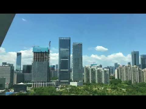 High tec park in Shenzhen city