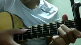 Hướng dẫn guitar solo Casablanca - phần 1