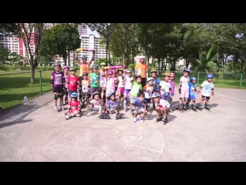 Skateline Singapore Skate Camp for Juniors March 2016