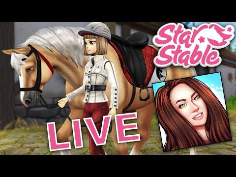 🔴 ⭐ 50% EXTRA STAR COINS WITH PURCHASE! 🐴⭐ | Star Stable Online Live Stream