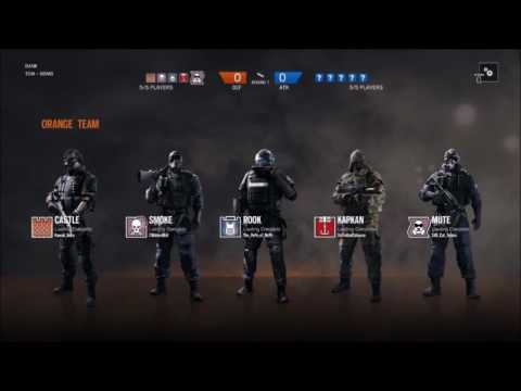 Rainbow Six Siege Pt 4 Pope Afro Russian