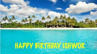 Ishwor   Beaches Playas - Happy Birthday