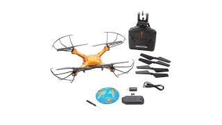 Propel Graviton Live Streaming Video Drone with Auto Sta...