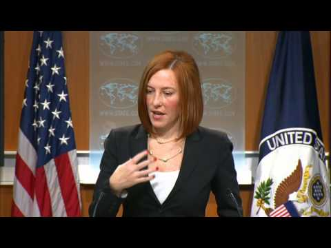 Daily Press Briefing: December 9, 2013