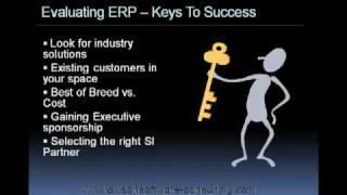 Top 10 ERP Software Vendors