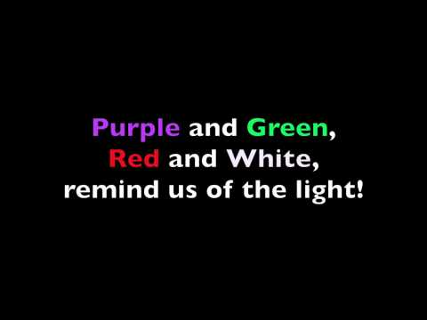 Liturgical Colors Song