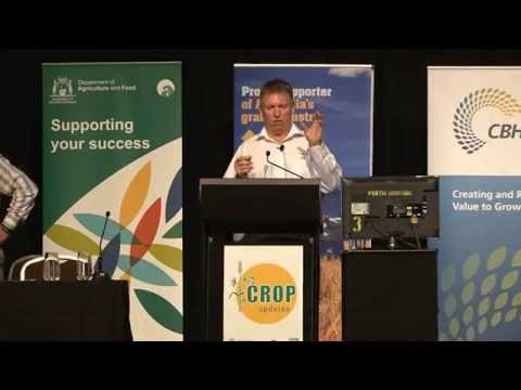 GRDC Agribusiness Crop Updates, 24-25 February 2014, Western Region, Perth, WA. Peter Burgess