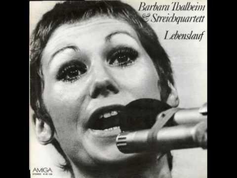 Barbara Thalheim - Abschied von den Eltern
