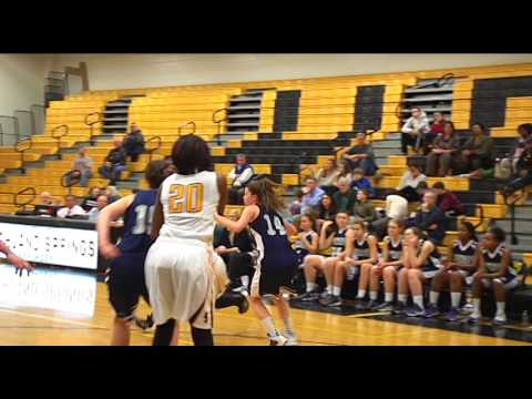 Highland Springs vs. Freeman Girls Basketball