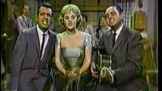 "Ernie Ford, Merle Travis, Molly Bee-""Dim Lights Thick Smoke"""