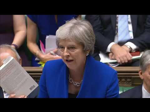 Prime Minister's Questions: 24 October 2018