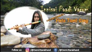 Gambar cover Innisai Paadi Varum Flute Musical Song by Rajesh Cherthala Tamil Tone | Video Covered by Varun Negi