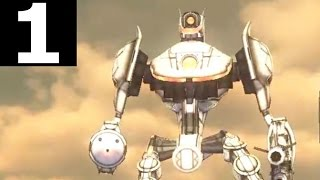 Earth Defense Force 4.1 The Shadow Of New Despair Part 1 - Walkthrough Gameplay (No Commentary)