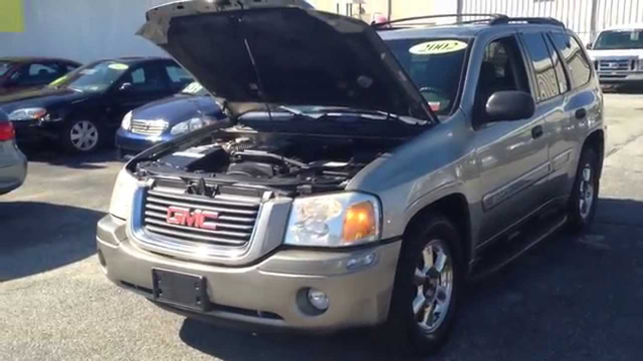 2002 Gmc Envoy Sle Start Up Tour And In Depth Review Youtube