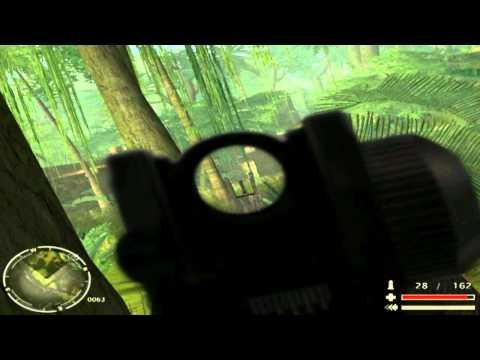 PC Game Terrorist Takedown Covert Operation - Mission 2 Tochapil