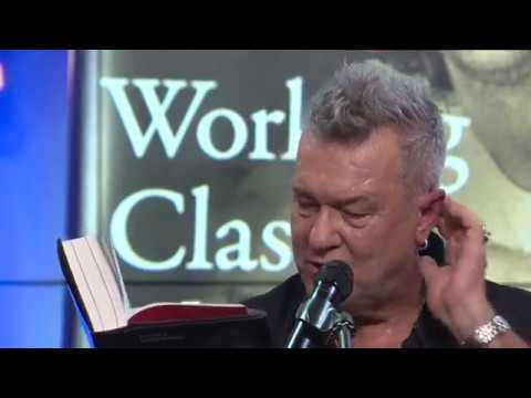 Jimmy Barnes Launches Working Class Man