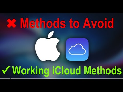 List of TRUSTED ✓ and FAKE ✖ iPhone / iPad iCloud Bypass Methods - 2018