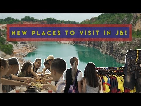 Must Visit Uncommon Places in JB 2016 - Smart Travels: Episode 21
