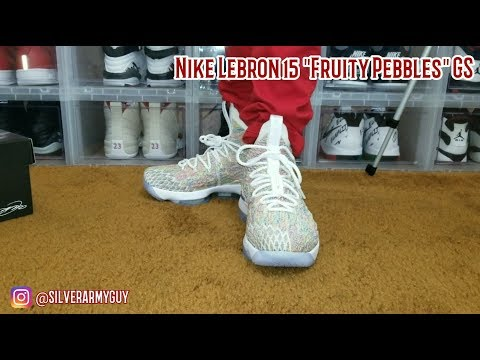 b9e16f49ca On Feet Only 4K! Nike Lebron 15
