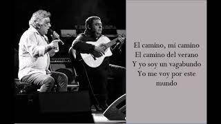 El Camino - Gipsy Kings - (Lyrics)