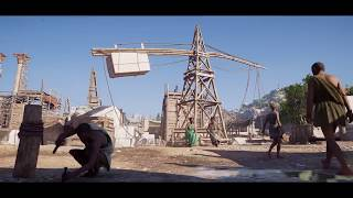 Assassin´s Creed Odyssey - A Tour of Athens