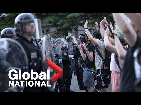 Global National: June 2, 2020 | Possible military action on protests looms in a deeply divided U.S.