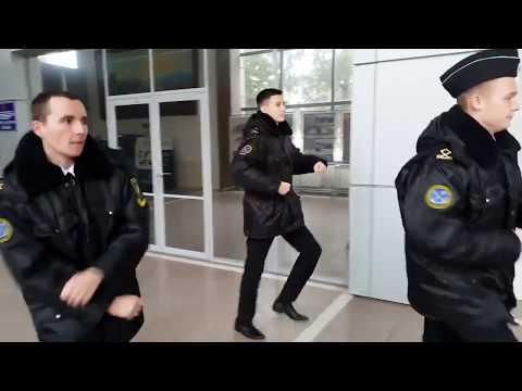 ГМУ им. Ф. Ф. Ушакова 7 рота пародия на Skibidi (20.12.2018)