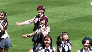 2018/05/03 レベルファイブスタジアムでのアビスパ福岡vsモンテディオ山...