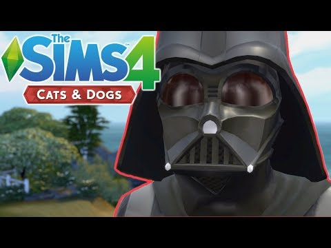 GEEKCON AND CATNIP - The Sims 4 Cats and Dogs | Episode 9 |