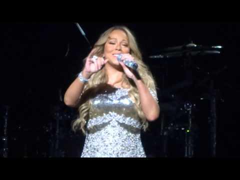 Mariah Carey - Hero Live All Phones Arena Sydney Australia Jan 2013