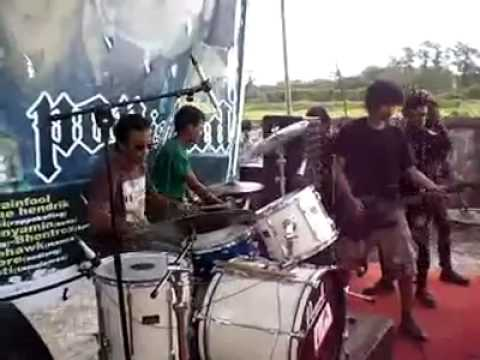 Ghetto Box - Penghianat @ No Future In Makassar #2