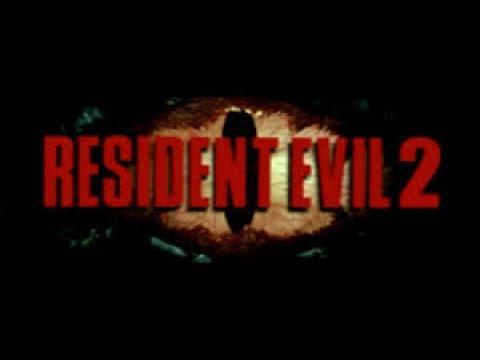 Resident Evil 2 Leon Scenario B and Clarie Scenario A!