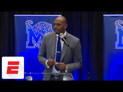 Penny Hardaway introduced as Memphis head coach | ESPN