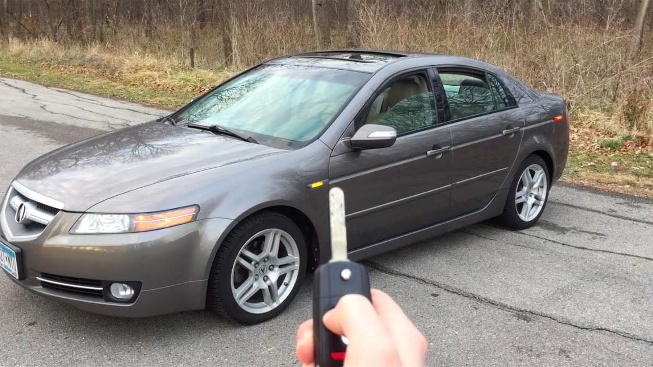 10 Things you didn't know about the 2004-2008 Acura TL