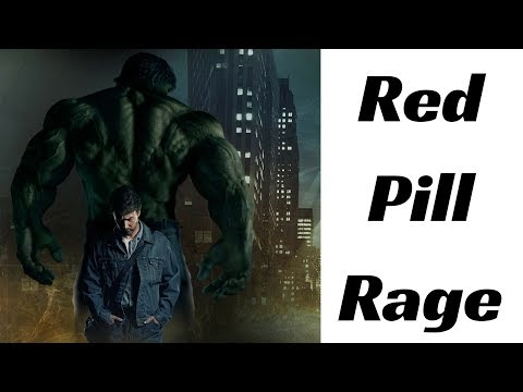 Dealing With Red Pill Rage