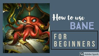 How to use Bane - Mobile Legends 2019