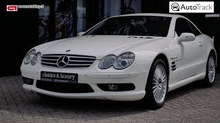 Mercedes SL R230 aankoopadvies