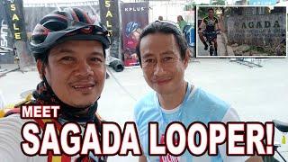 WHO IS SAGADA LOOPER?