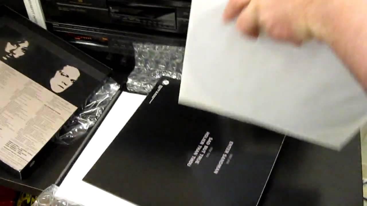 Metallica Black Album Vinyl Unboxing Youtube