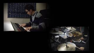 J Arie 雷琛瑜 《第一志願》Piano and Drum Cover 附琴譜、鼓譜