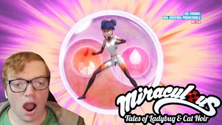 Miraculous Tales of Ladybug and Cat Noir Season 3 Episode 14 Kwami Buster Reaction