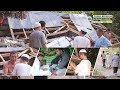 Dokumenter! Aksi Assunnah Lombok Melawan Misionaris di Daerah Pelosok Korban Gempa Lombok