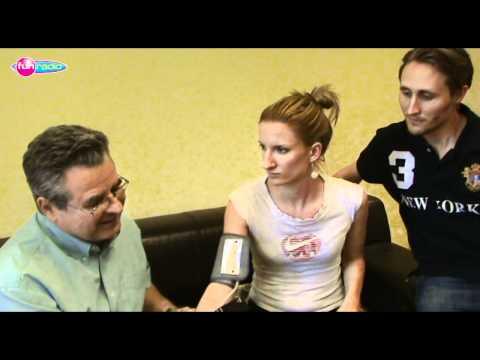 Adela a Sajfa: Krvný tlak jogínky a maratónca