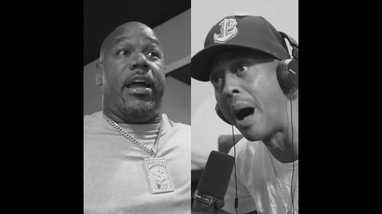 Gillie and Wack 100 Get In A Heated Argument About Birdman