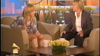 Madonna On Ellen DeGeneres 2006 Interview