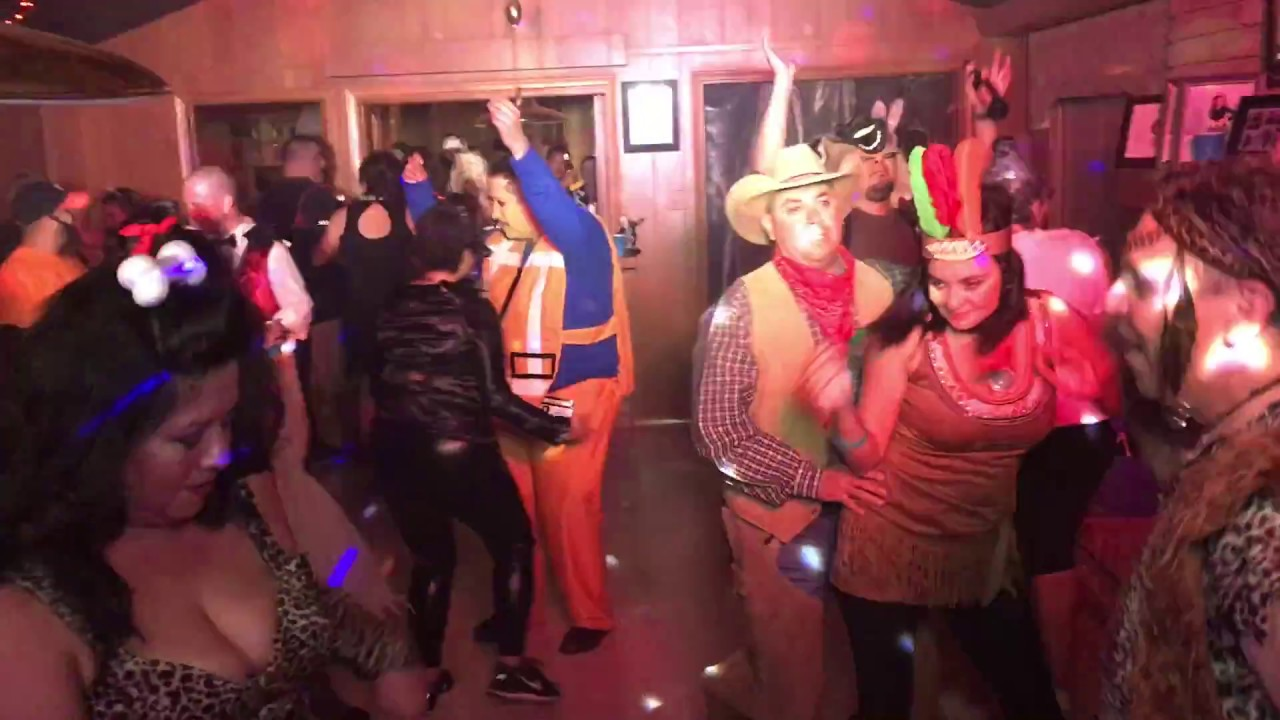 DJ's Unlimited San Antonio, TX Halloween Party - YouTube