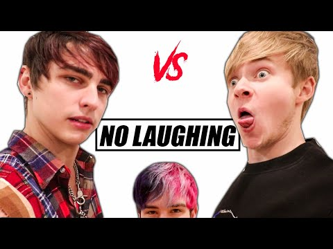 You Laugh, You Lose (Winner gets $1000)