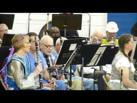 Montgomery Village Community Band Halloween concert 008.MTS