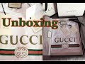 2017 GUCCI LOGO T-SHIRT Unboxing ❤ || Marta In_Vogue_UK